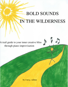 Bold Sounds in The Wilderness Cover